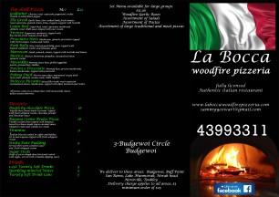 la-bocca-menu